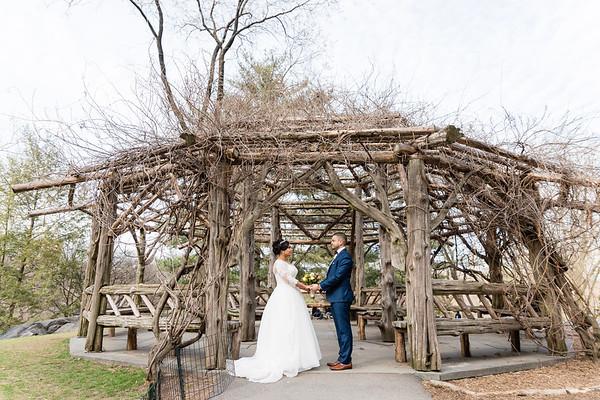 Central Park Wedding - Ariel e Idelina-192