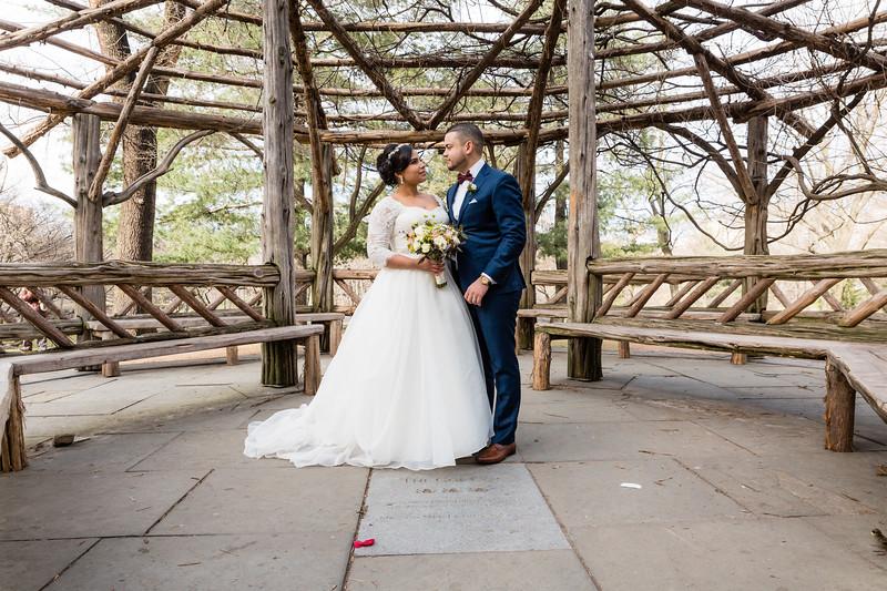 Central Park Wedding - Ariel e Idelina-177