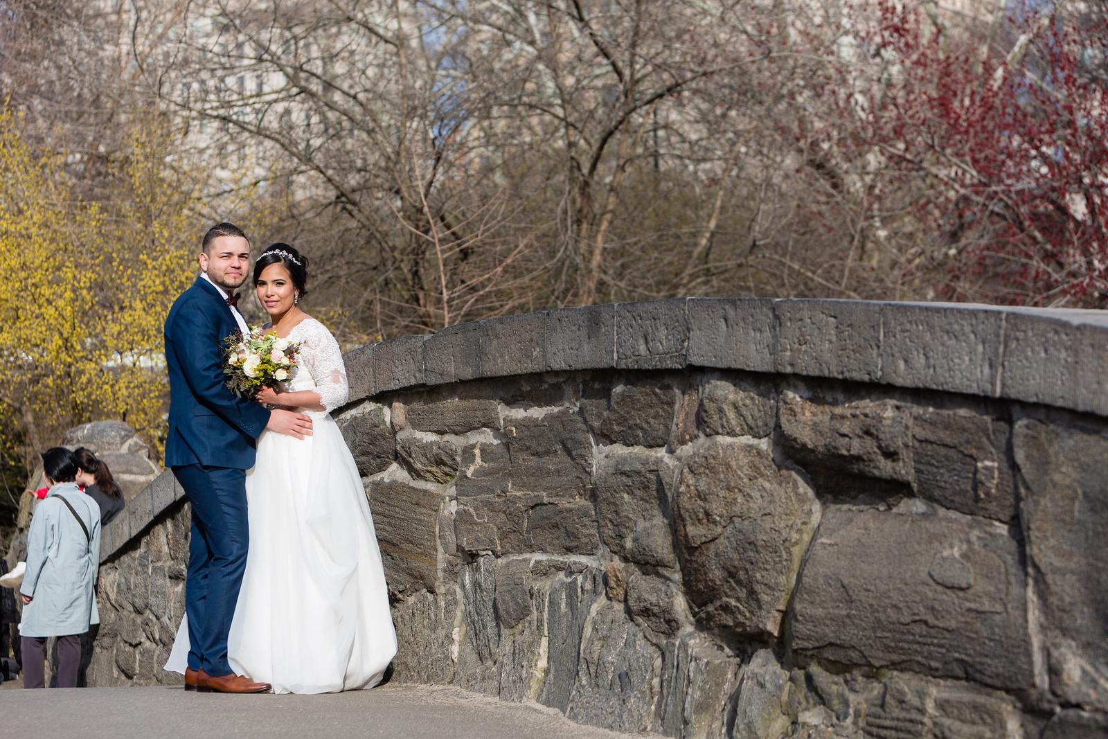 Central Park Wedding - Ariel e Idelina-253