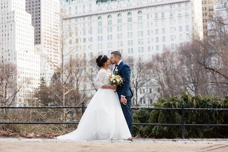 Central Park Wedding - Ariel e Idelina-247