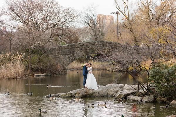 Central Park Wedding - Ariel e Idelina-271