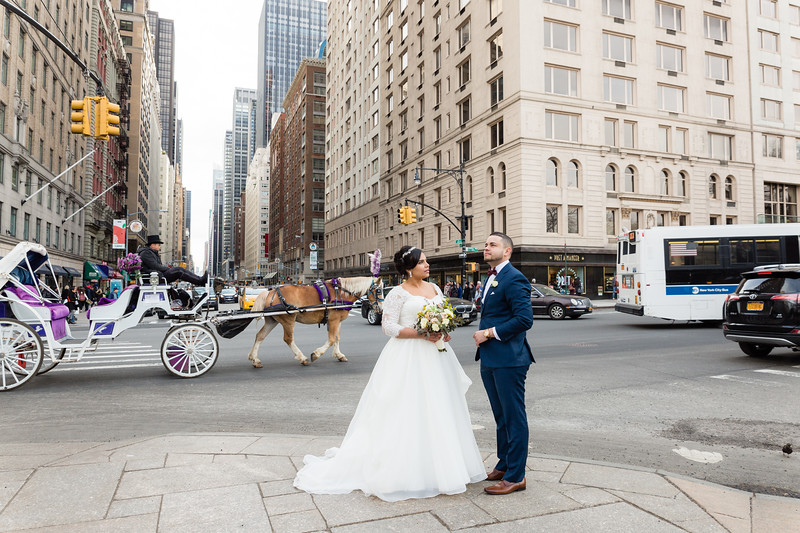 Central Park Wedding - Ariel e Idelina-215