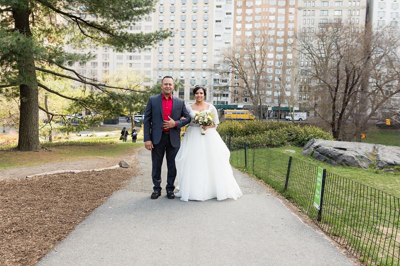 Central Park Wedding - Ariel e Idelina-20