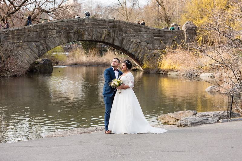 Central Park Wedding - Ariel e Idelina-261