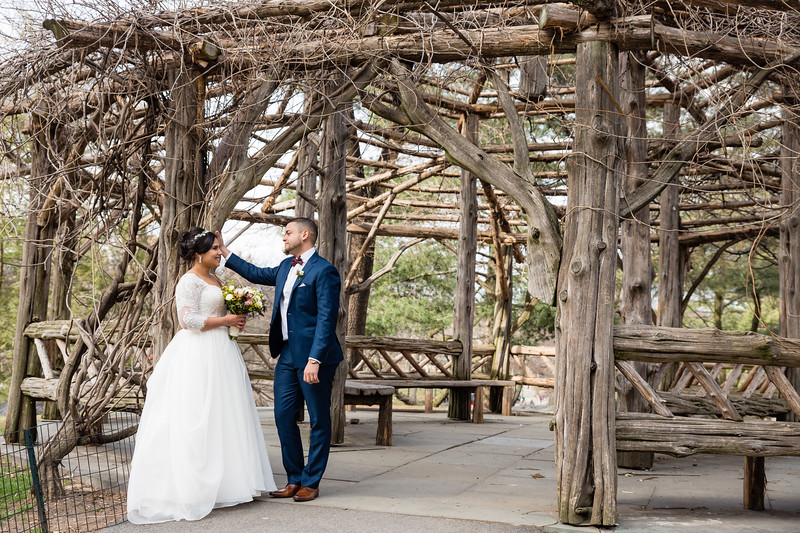 Central Park Wedding - Ariel e Idelina-187