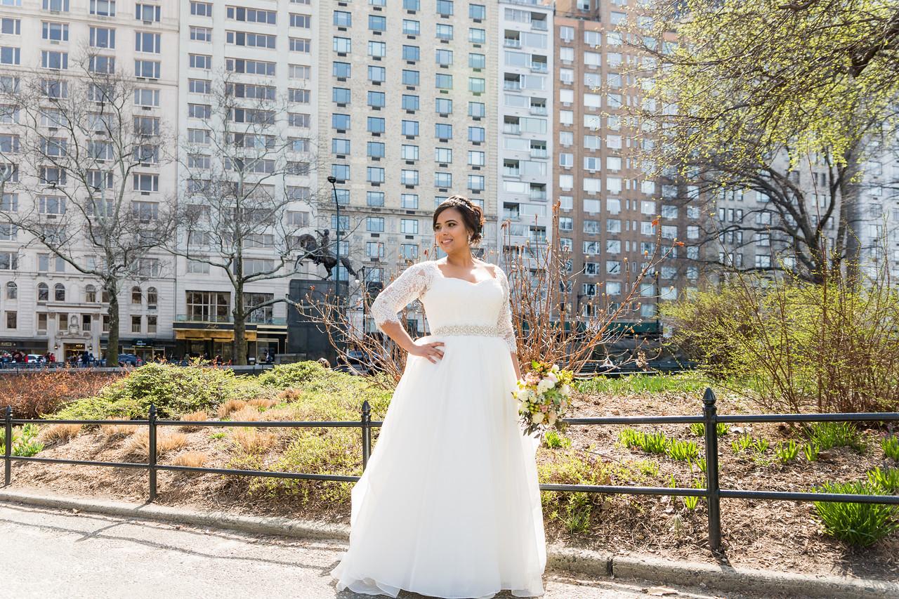 Central Park Wedding - Ariel e Idelina-9