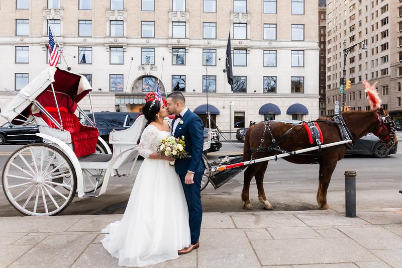 Central Park Wedding - Ariel e Idelina-222