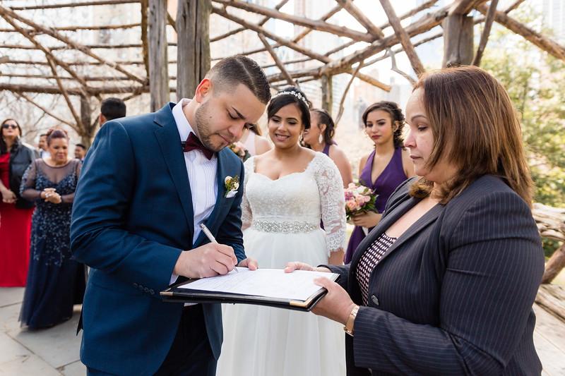 Central Park Wedding - Ariel e Idelina-64