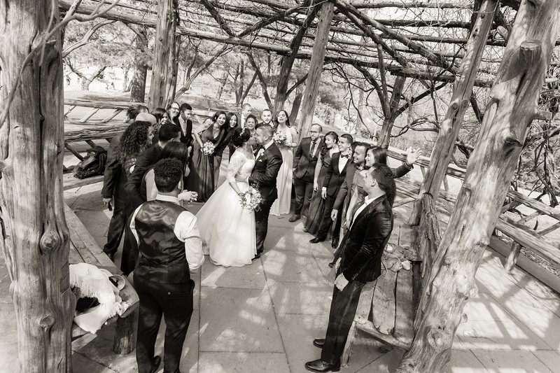 Central Park Wedding - Ariel e Idelina-121