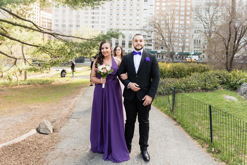 Central Park Wedding - Ariel e Idelina-15