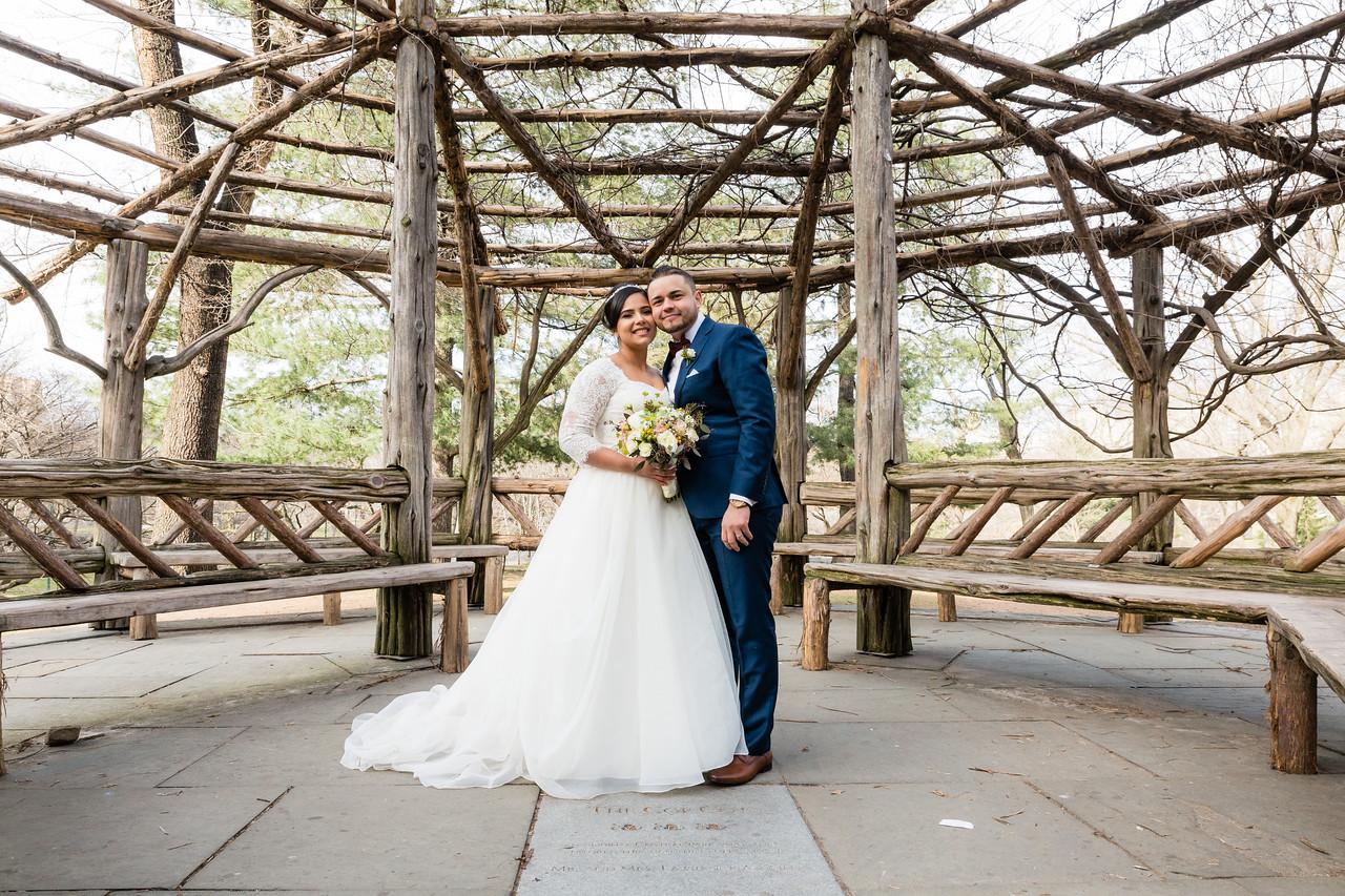 Central Park Wedding - Ariel e Idelina-179