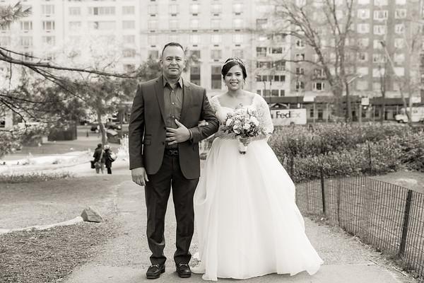 Central Park Wedding - Ariel e Idelina-19