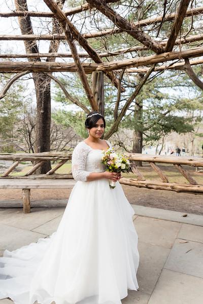 Central Park Wedding - Ariel e Idelina-160