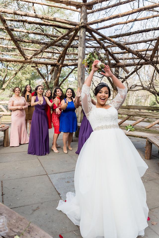 Central Park Wedding - Ariel e Idelina-142