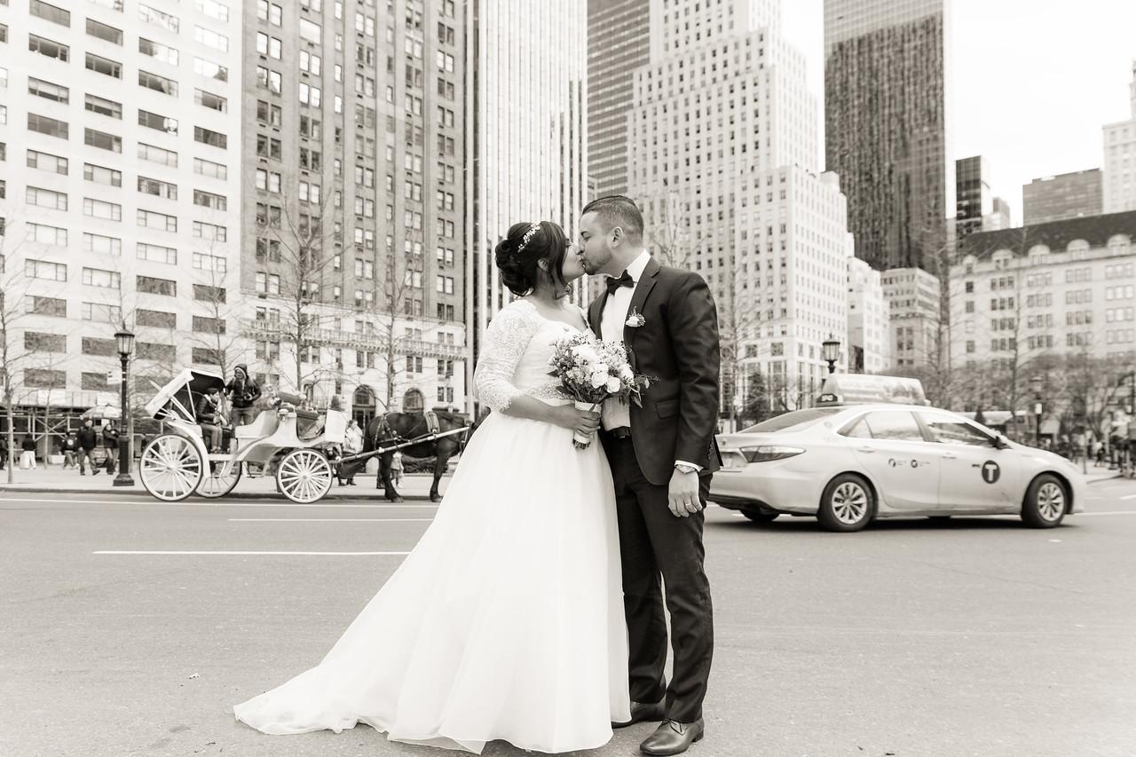 Central Park Wedding - Ariel e Idelina-275