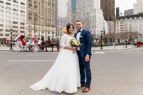 Central Park Wedding - Ariel e Idelina-273