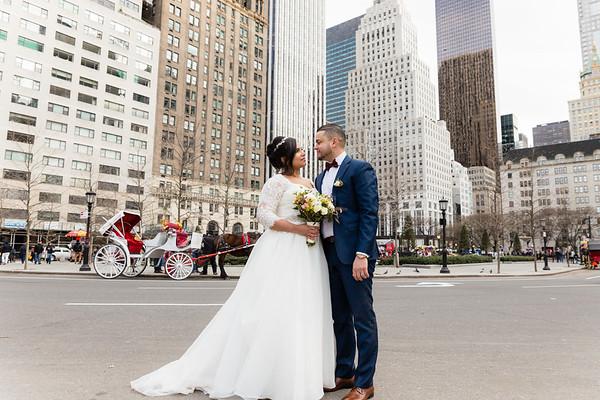 Central Park Wedding - Ariel e Idelina-274