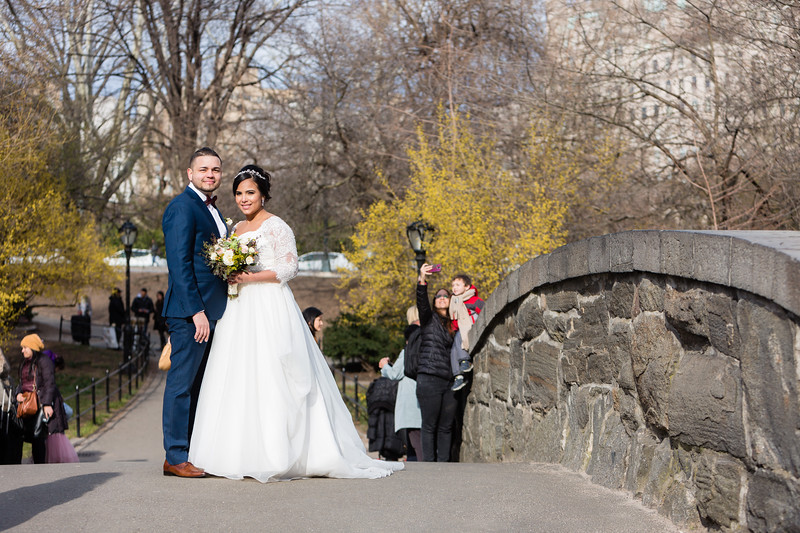 Central Park Wedding - Ariel e Idelina-258