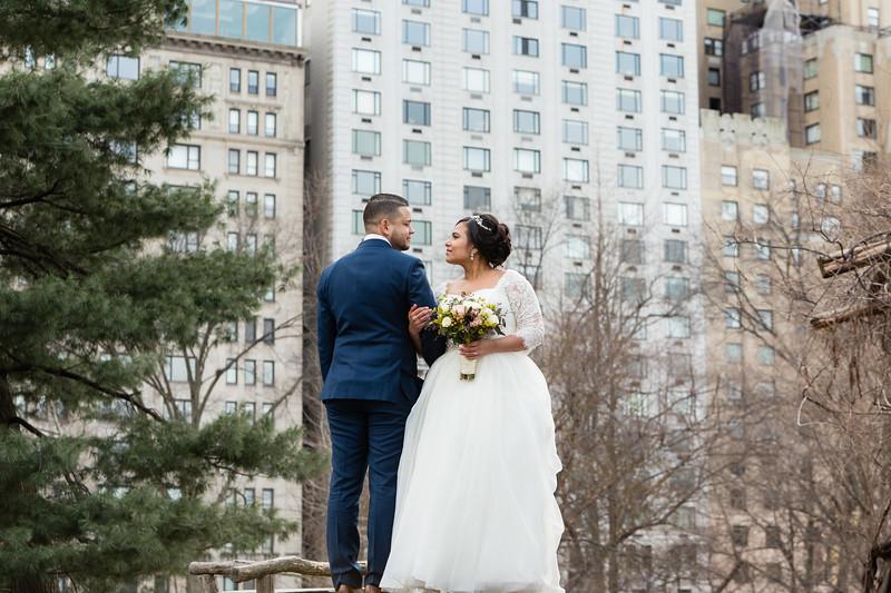 Central Park Wedding - Ariel e Idelina-211