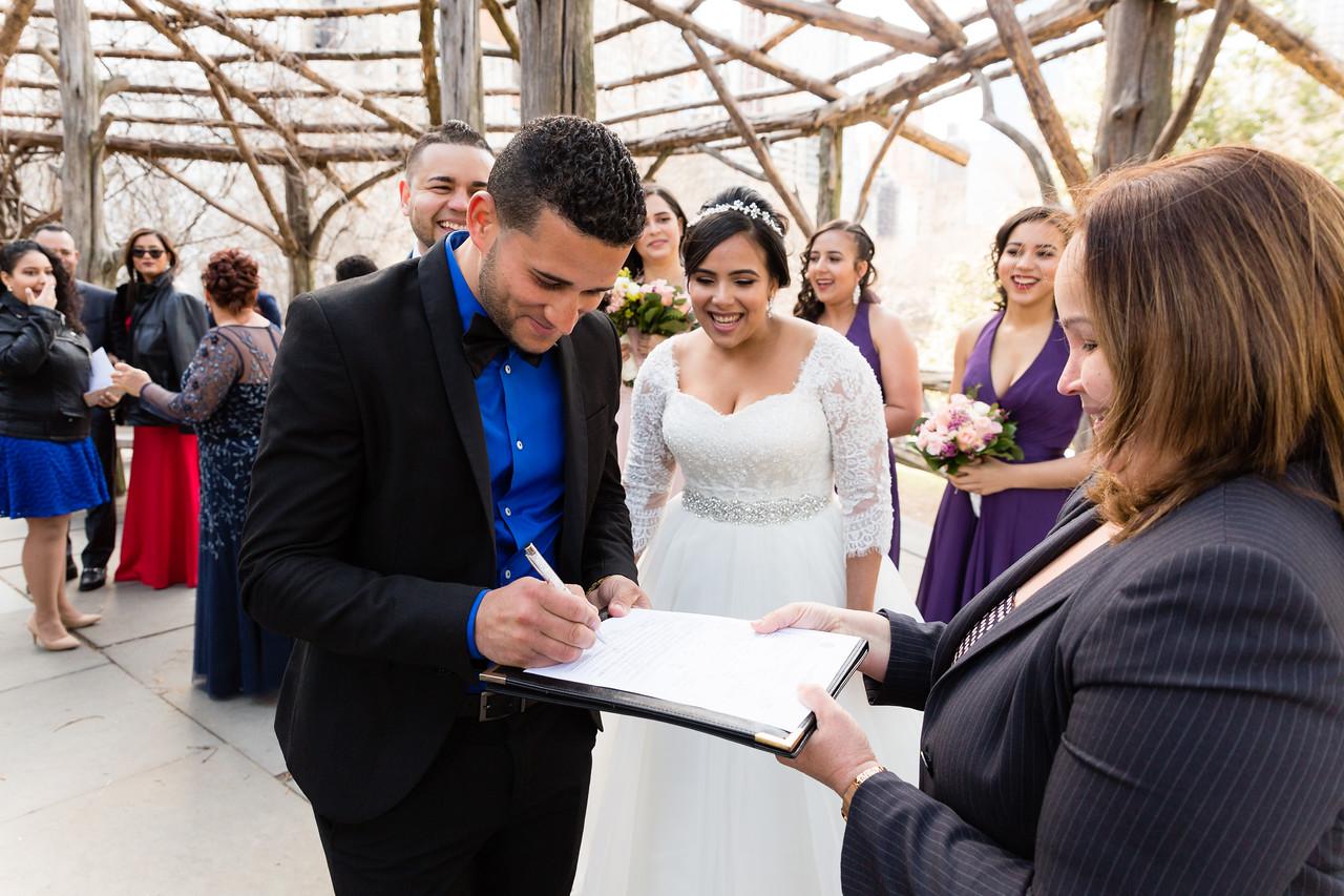 Central Park Wedding - Ariel e Idelina-66