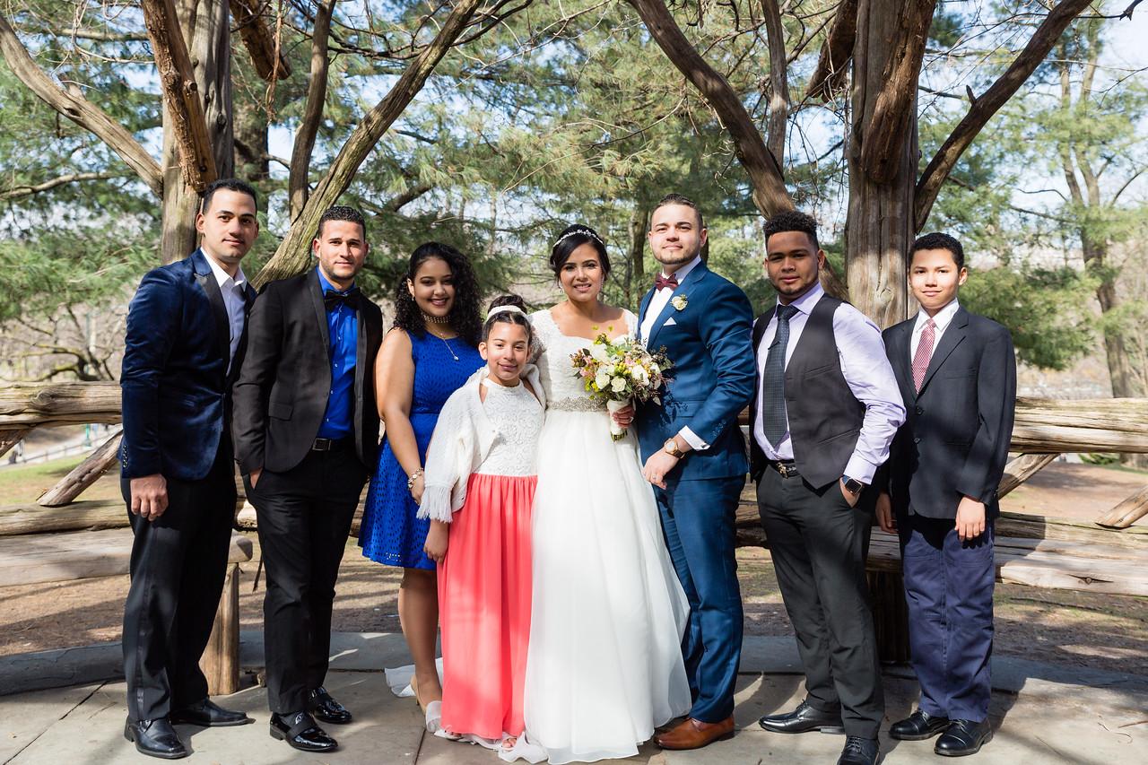 Central Park Wedding - Ariel e Idelina-109