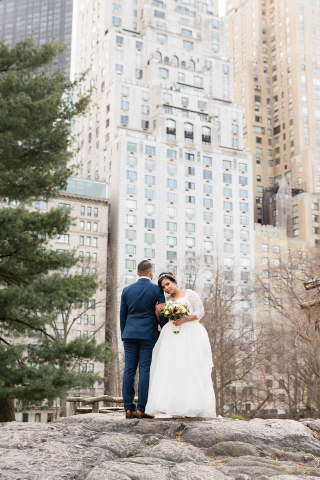 Central Park Wedding - Ariel e Idelina-209