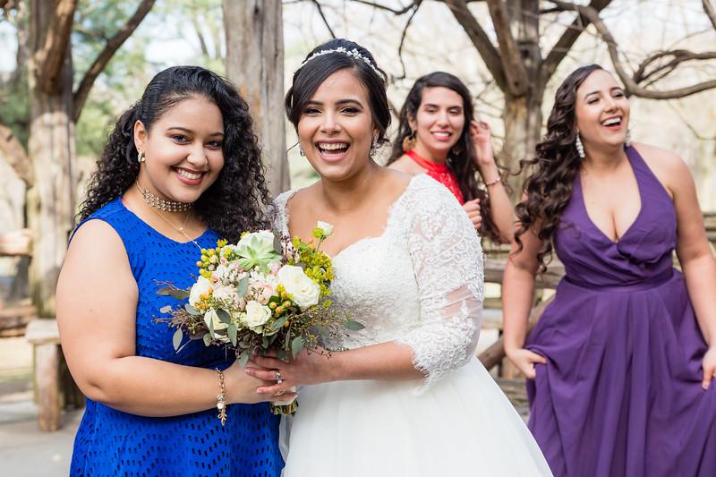 Central Park Wedding - Ariel e Idelina-147