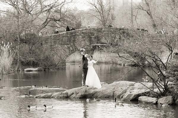 Central Park Wedding - Ariel e Idelina-272