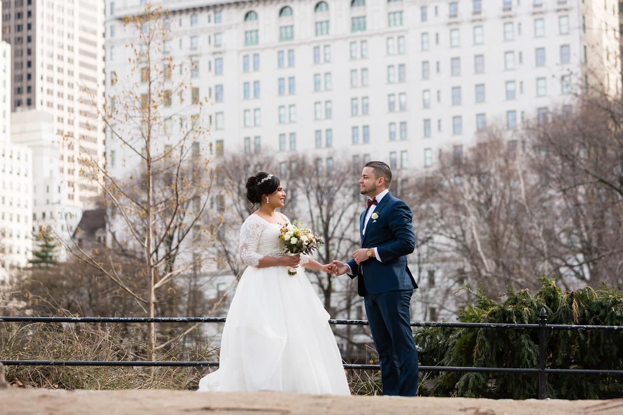 Central Park Wedding - Ariel e Idelina-245