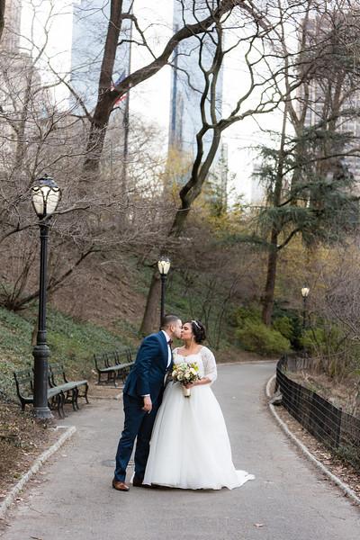 Central Park Wedding - Ariel e Idelina-235
