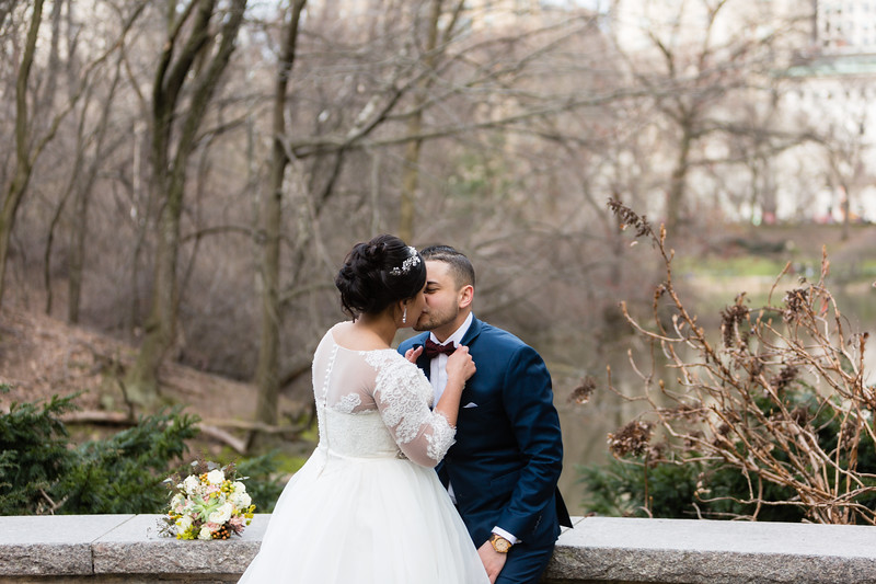Central Park Wedding - Ariel e Idelina-226