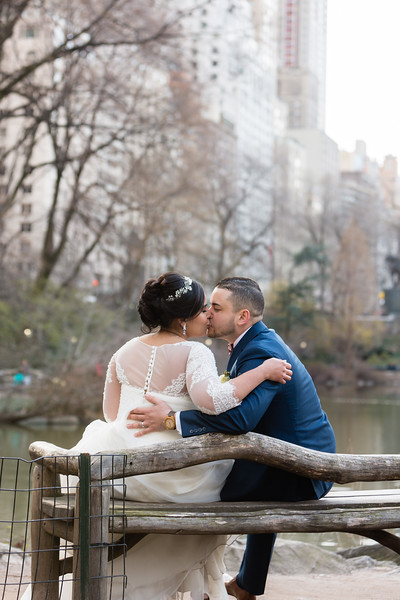 Central Park Wedding - Ariel e Idelina-241