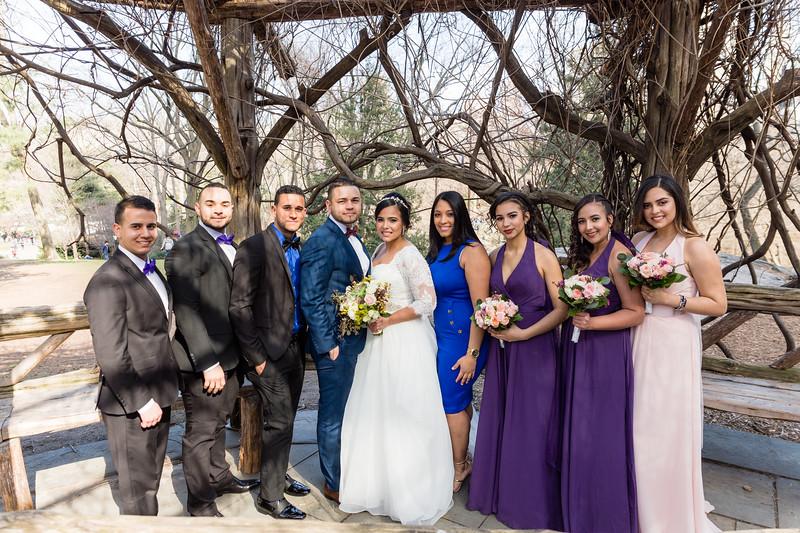 Central Park Wedding - Ariel e Idelina-79