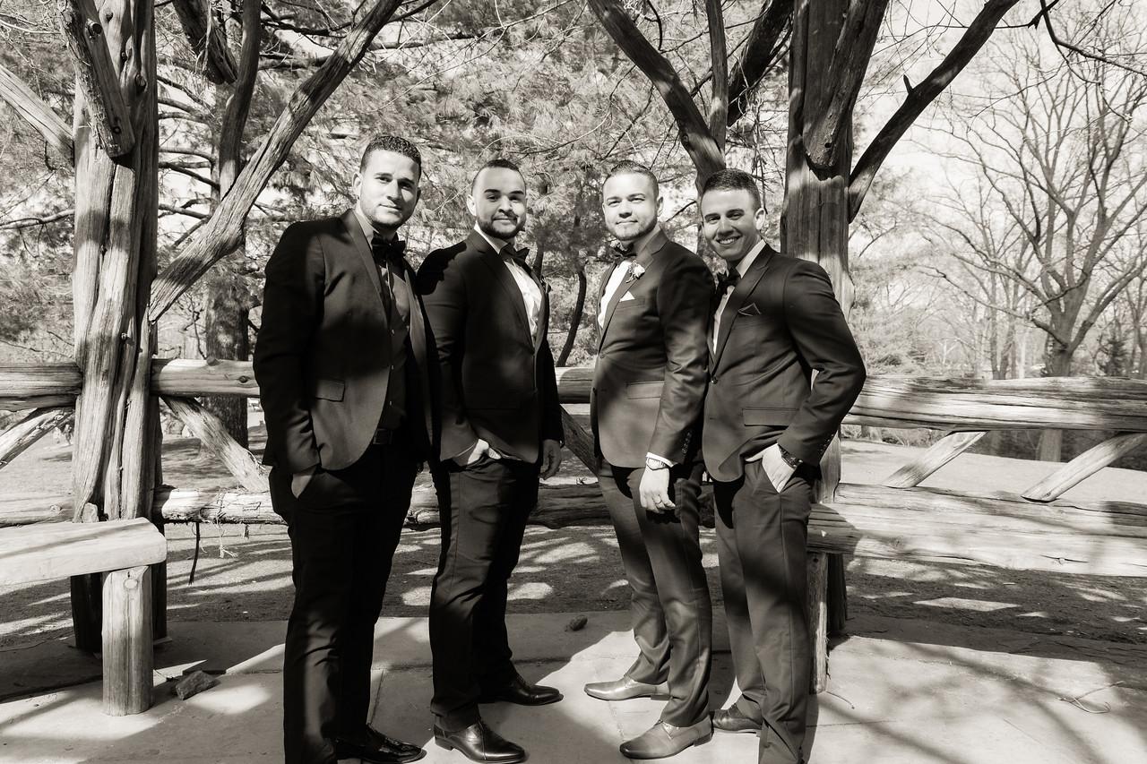 Central Park Wedding - Ariel e Idelina-87