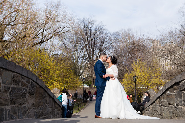 Central Park Wedding - Ariel e Idelina-251
