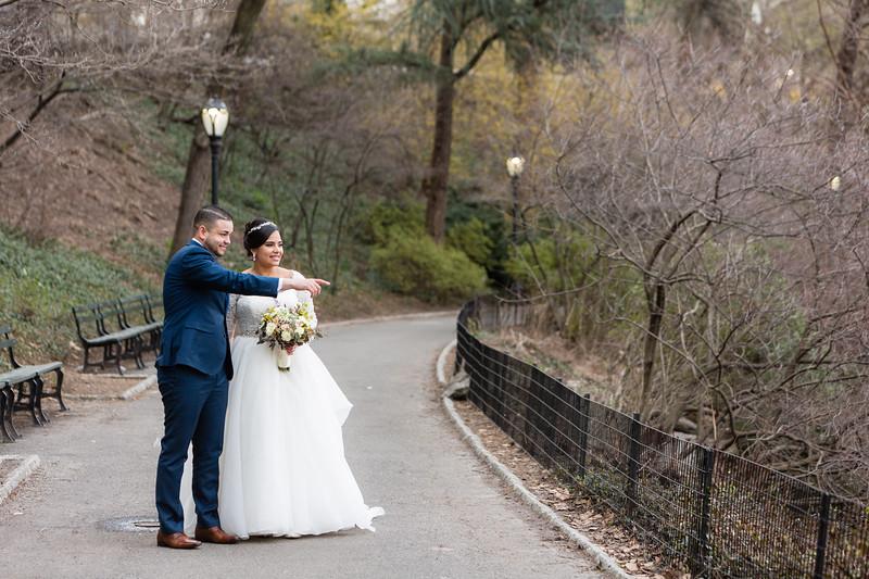 Central Park Wedding - Ariel e Idelina-234