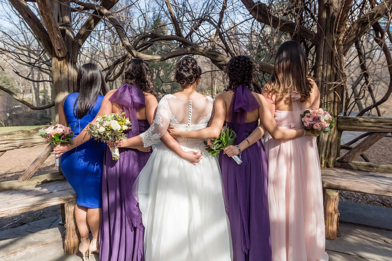 Central Park Wedding - Ariel e Idelina-84