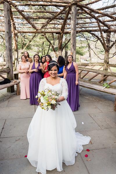Central Park Wedding - Ariel e Idelina-140