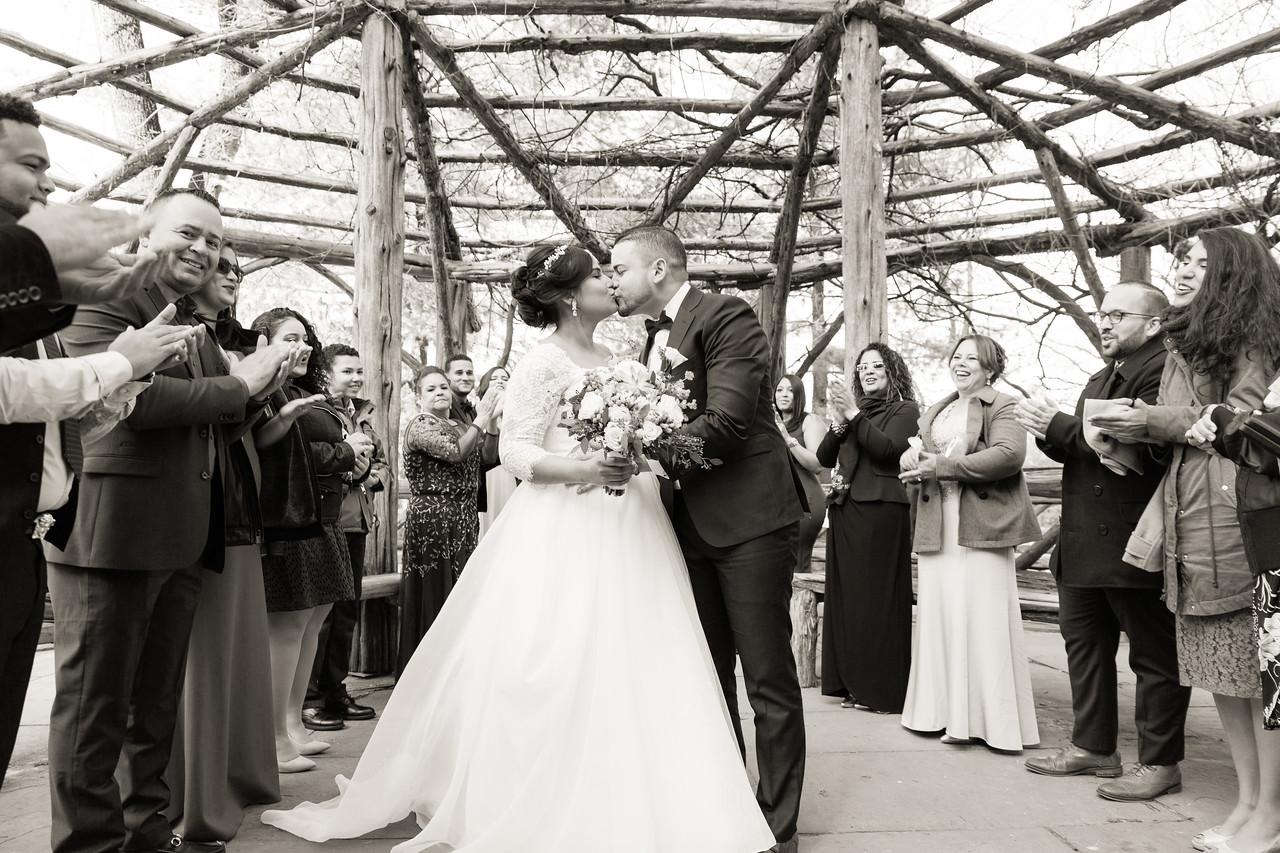 Central Park Wedding - Ariel e Idelina-69