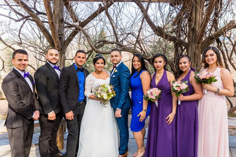 Central Park Wedding - Ariel e Idelina-78