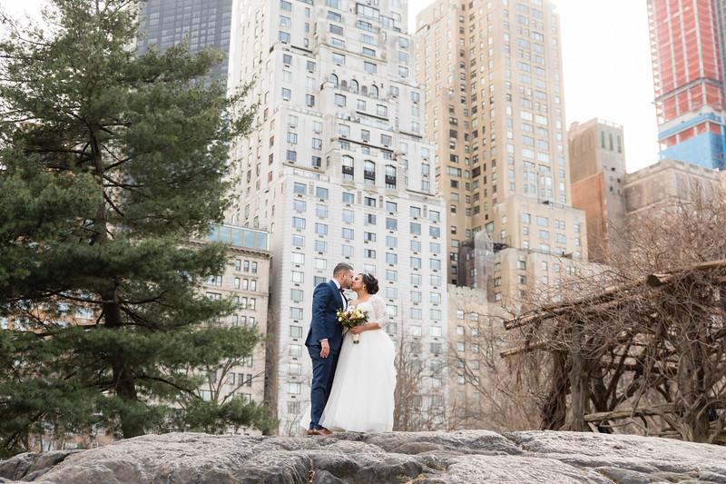 Central Park Wedding - Ariel e Idelina-206