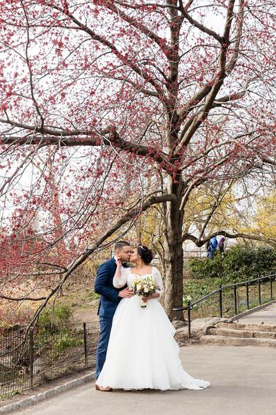 Central Park Wedding - Ariel e Idelina-243
