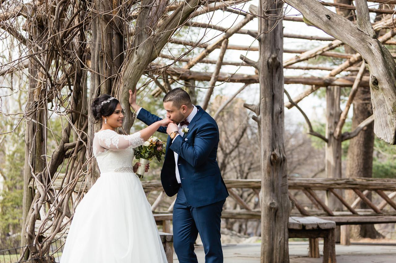 Central Park Wedding - Ariel e Idelina-190