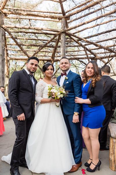 Central Park Wedding - Ariel e Idelina-137