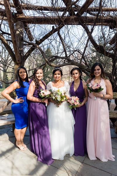 Central Park Wedding - Ariel e Idelina-80