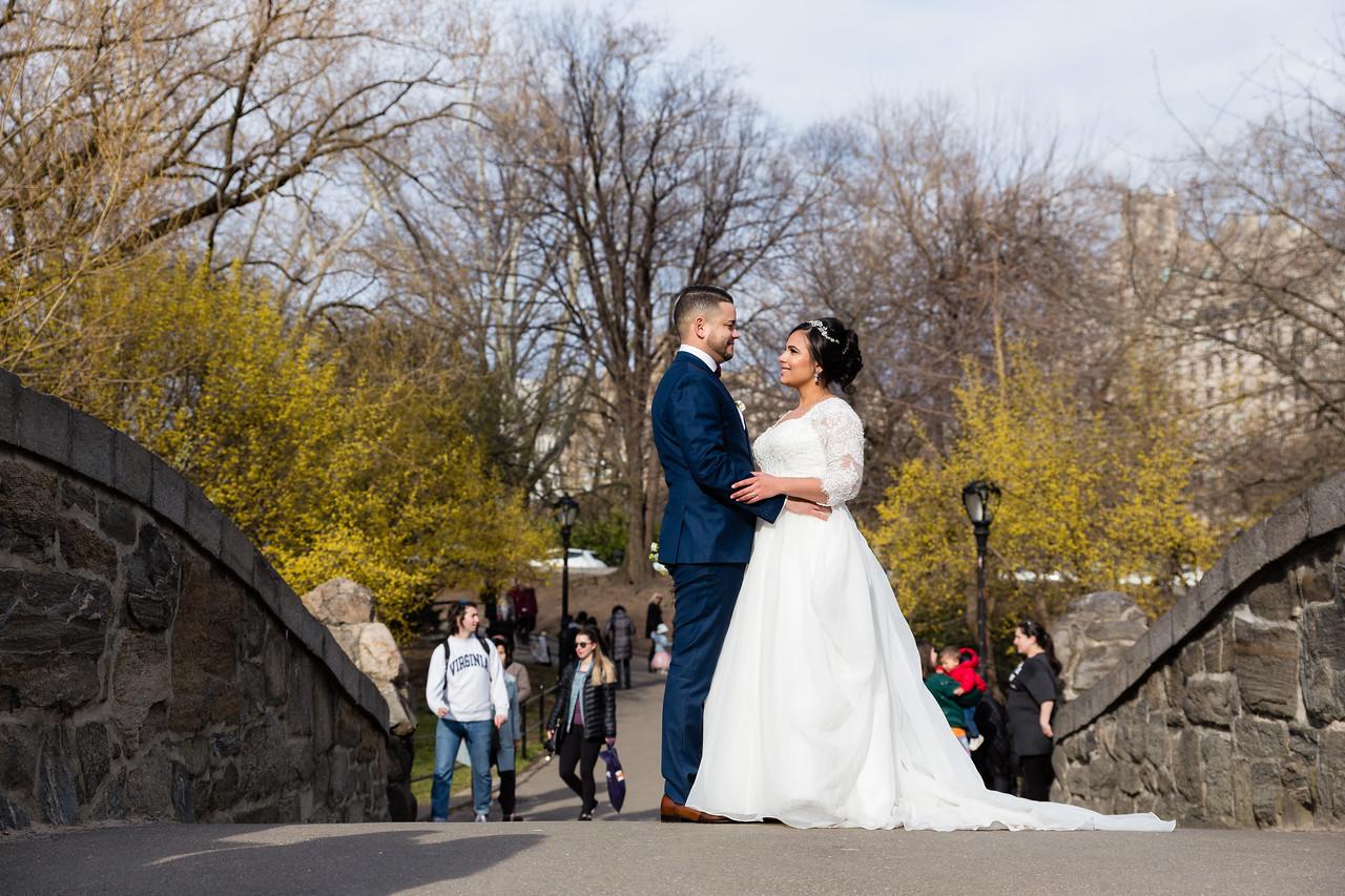 Central Park Wedding - Ariel e Idelina-250