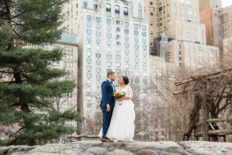 Central Park Wedding - Ariel e Idelina-205