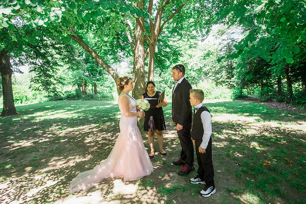 Central Park Wedding - Asha & Dave (1)