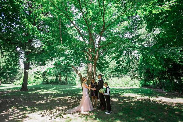 Central Park Wedding - Asha & Dave (5)