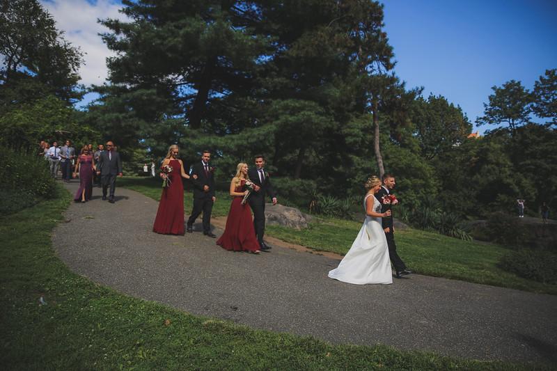 Central Park Wedding - Ben & Samantha-241